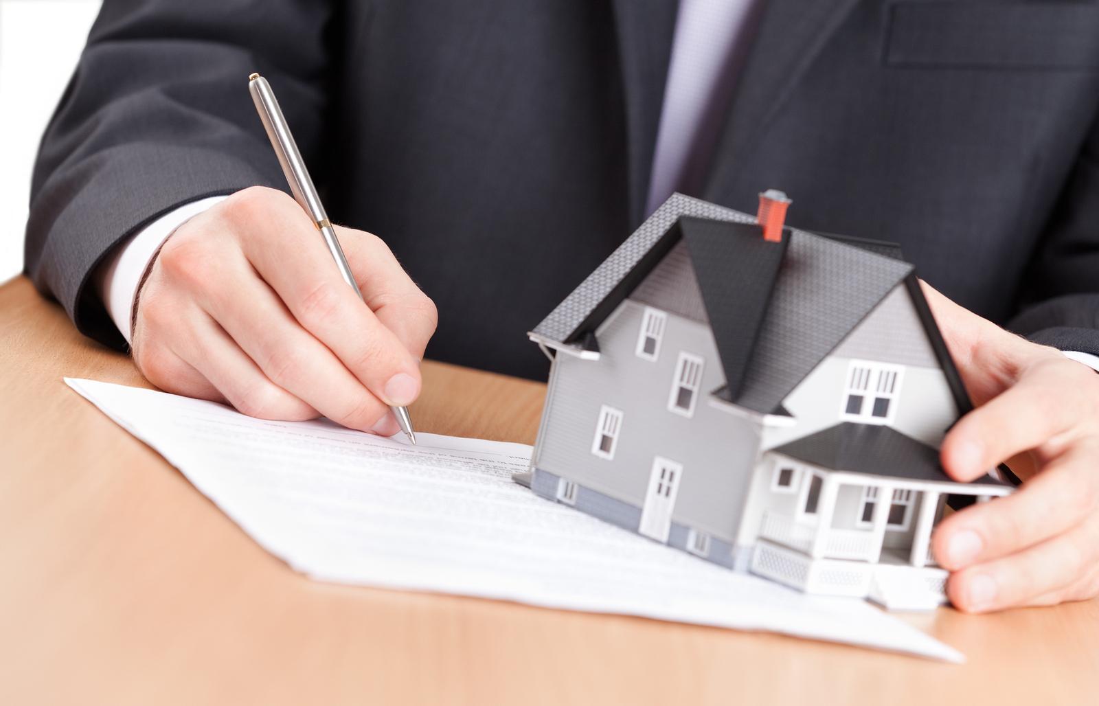 оформление недвижимости в долях